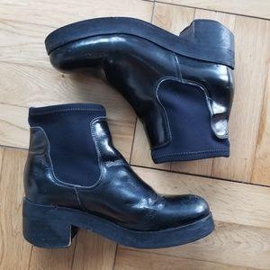 TOPSHOP Chelsea Boots size 6.5 / 37